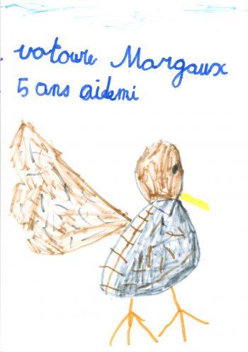 Dessin de Margaux