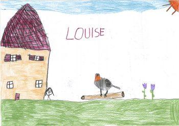 Dessin de Louise