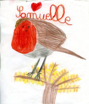 Dessin de Samuelle