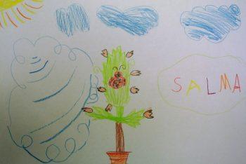 Dessin de Salma