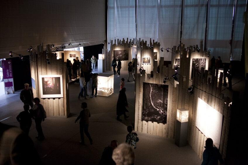 Grande expo, Festival de la Salamandre 2015