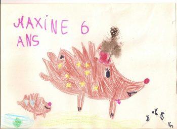Dessin de Maxine
