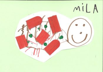 Dessin de Mila