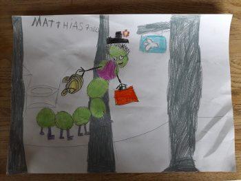 Dessin de Matthias