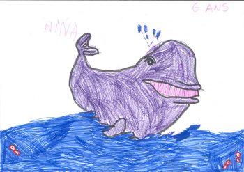Dessin de Nina