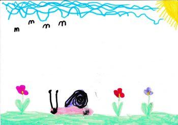 Dessin de lily