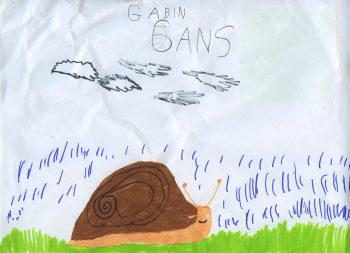 Dessin de Gabin