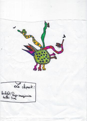 Dessin de Lilou