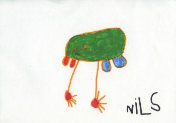 Dessin de Nils