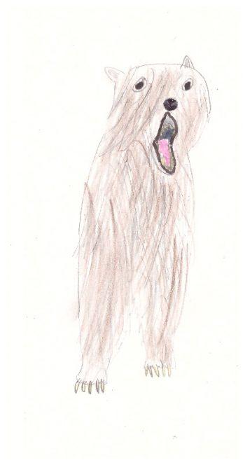 Dessin de leon