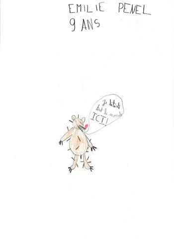 Dessin de emile