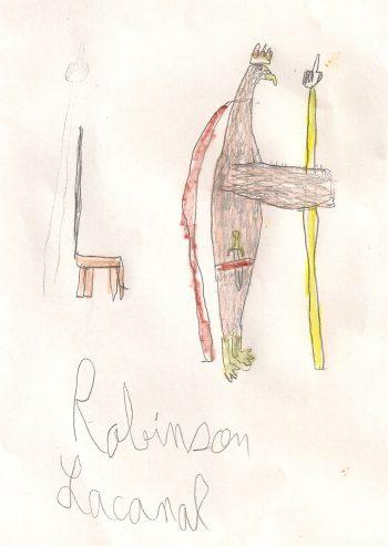 Dessin de Robinson