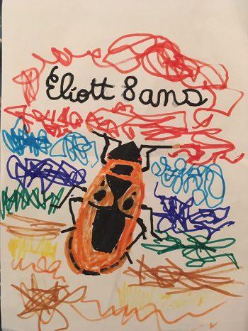Dessin de Eliott