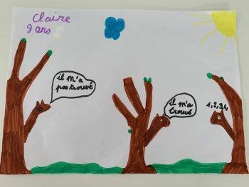 Dessin de Claire