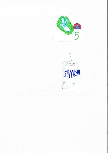 Dessin de Simon