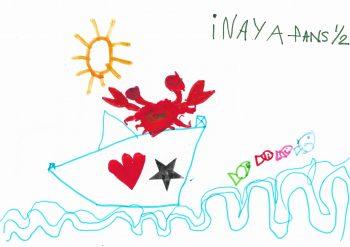 Dessin de Inaya