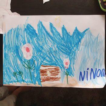 Dessin de Ninon