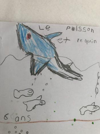 Dessin de Clément