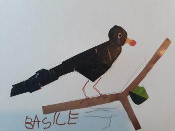 Dessin de Basile