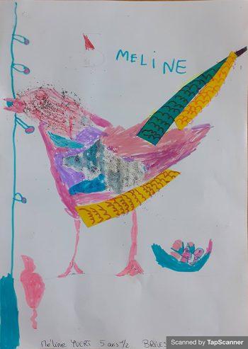 Dessin de Méline