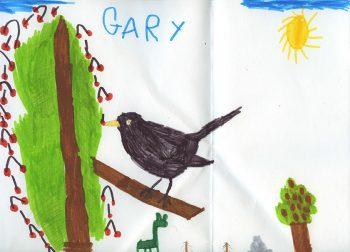 Dessin de Gary
