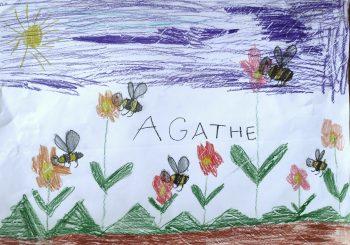 Dessin de Agathe