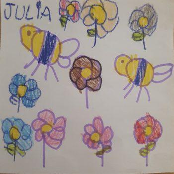 Dessin de Julia