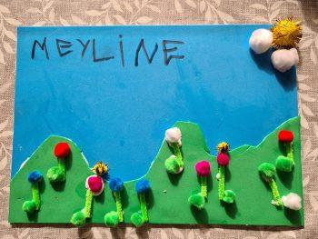 Dessin de Meyline