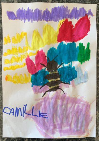 Dessin de Camille