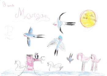 Dessin de Morgan