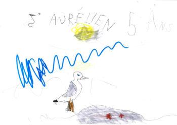 Dessin de Aurélien