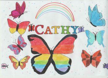 Dessin de Cathy