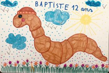 Dessin de Baptiste